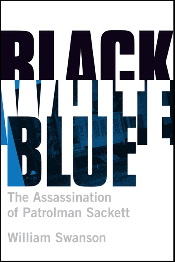 'Black, White, Blue' by William Swanson
