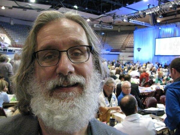Bob Boyd of Burnsville