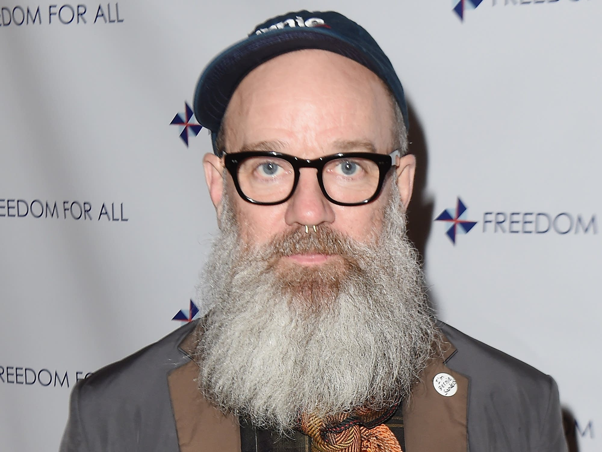 Michael Stipe attends the 2016 Freedom For All Gala