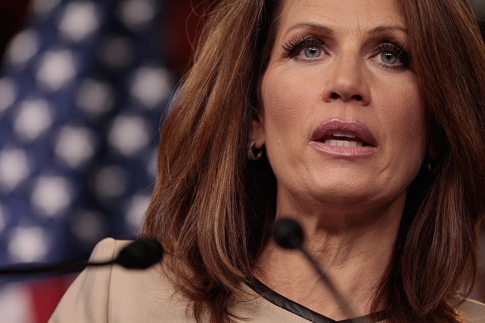Bachmann responds