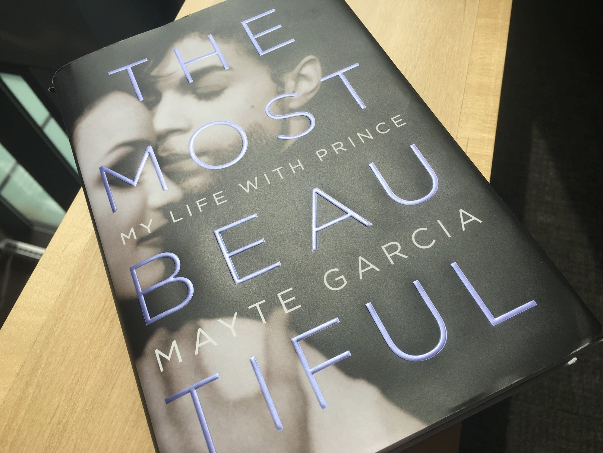 Mayte Garcia's book 'The Most Beautiful'