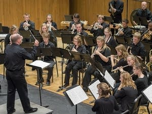 Bemidji State University's Concert Wind Ensemble