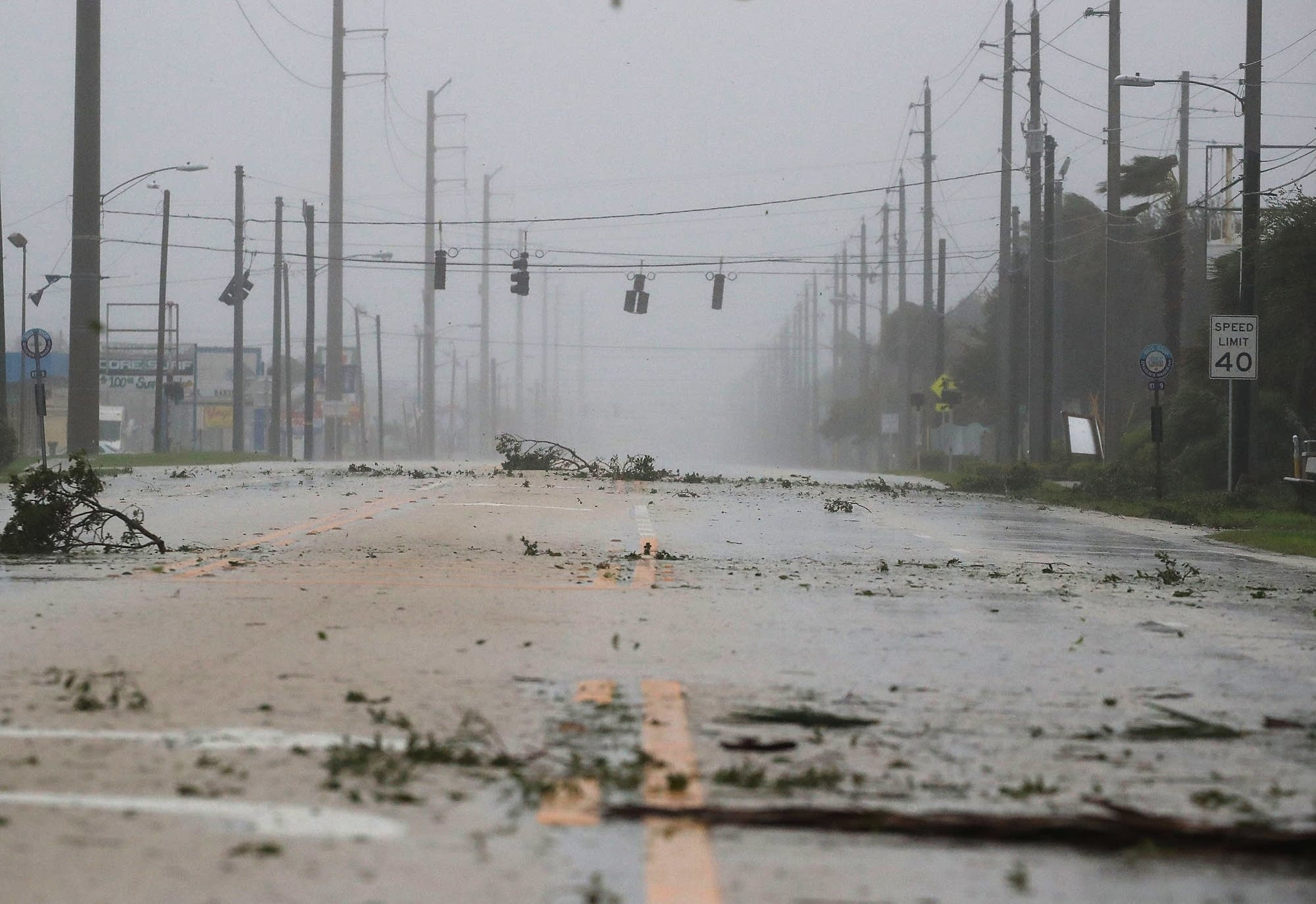 Hurricane Threatens Some Of South S Most Storied Cities