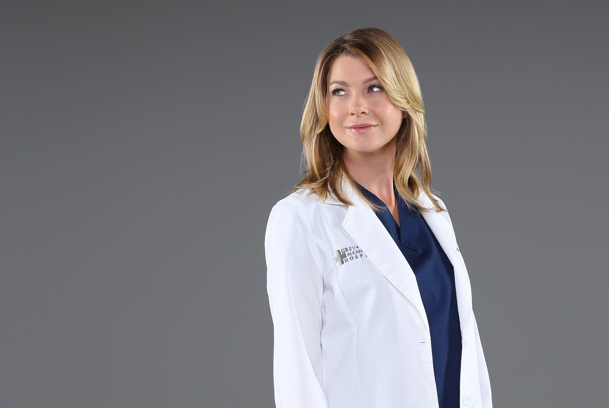 Ellen Pompeo of ABC's