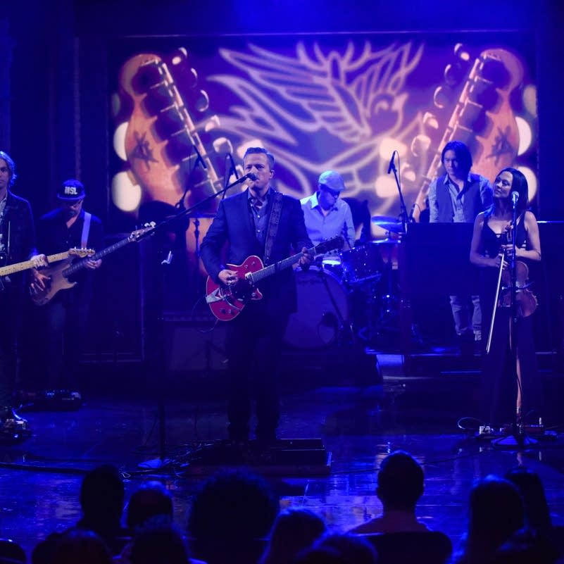 Jason Isbell and the 400 Unit on the Late Show with Stephen Colbert