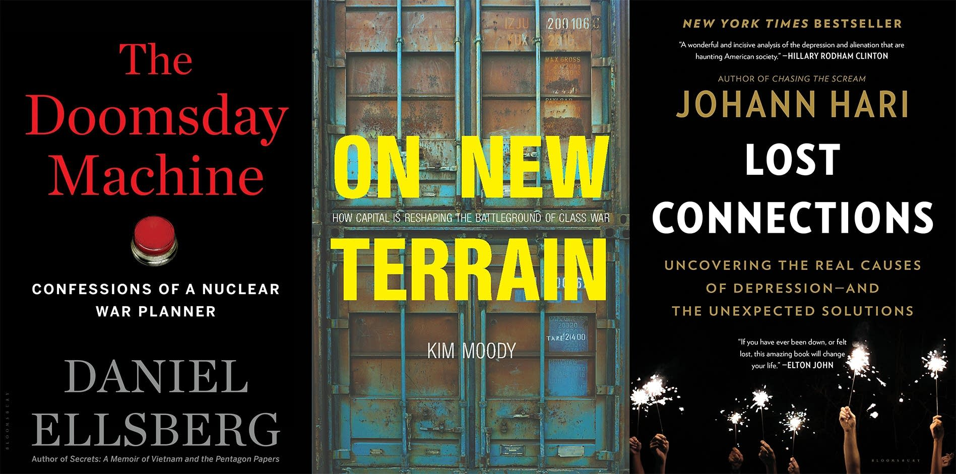 Mayday's picks for Indie Bookstore Day