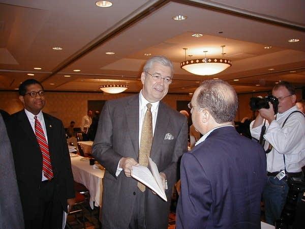 UnitedHealth Group CEO Bill McGuire