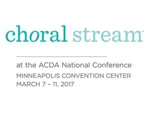 choral stream acda header image