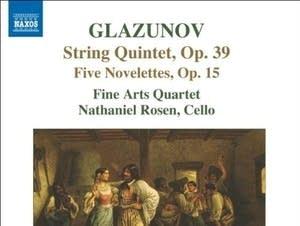 Alexander Glazunov - Novelettes: V. All'ungherese