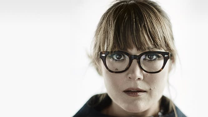 Sara Watkins - photo by Maarten deBoer