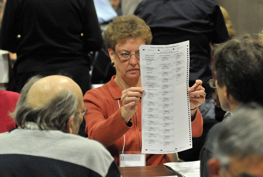 Observing ballots