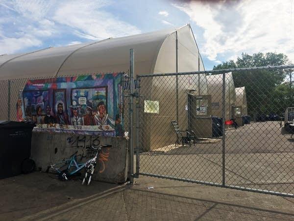 The navigation center built to house Minneapolis' homeless.
