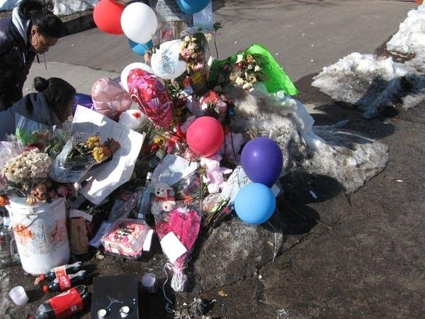 Alisha Neeley memorial