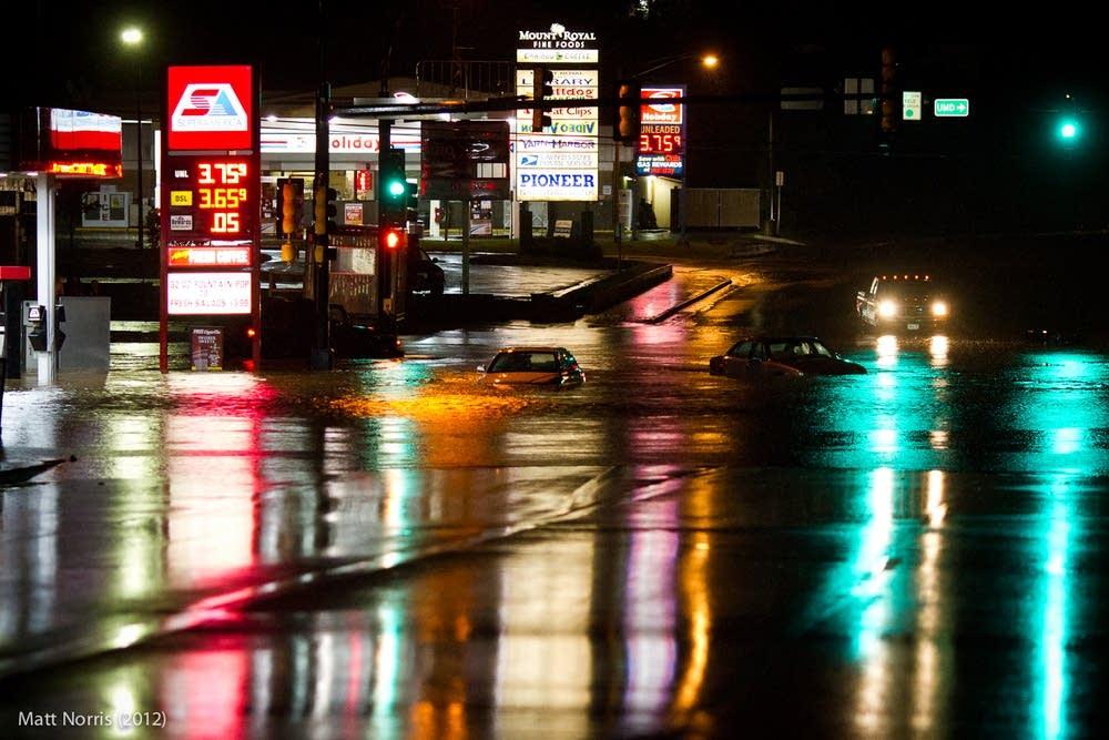 3 a.m. flooding