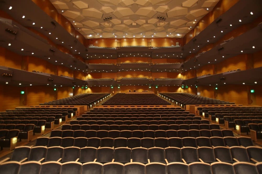 Renovated Orchestra Hall