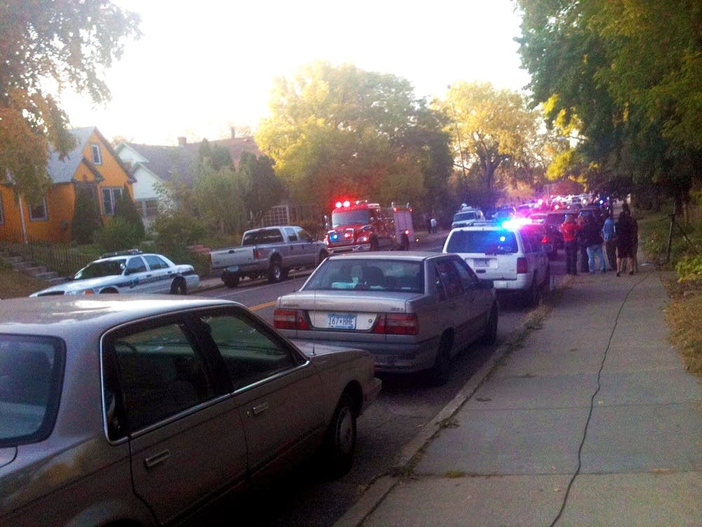 Shooting in N. Minneapolis