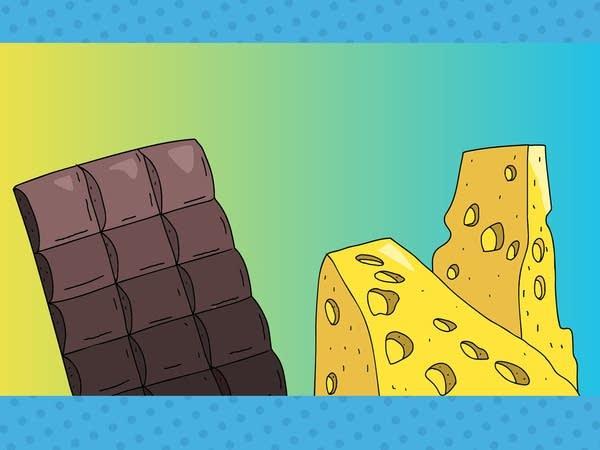 Smash Boom Best: Chocolate vs. Cheese