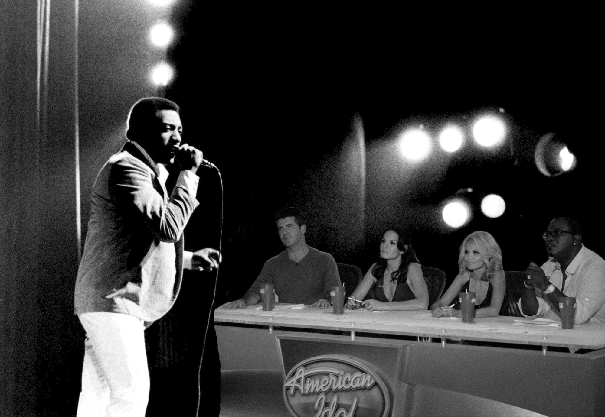 Otis Redding American Idol