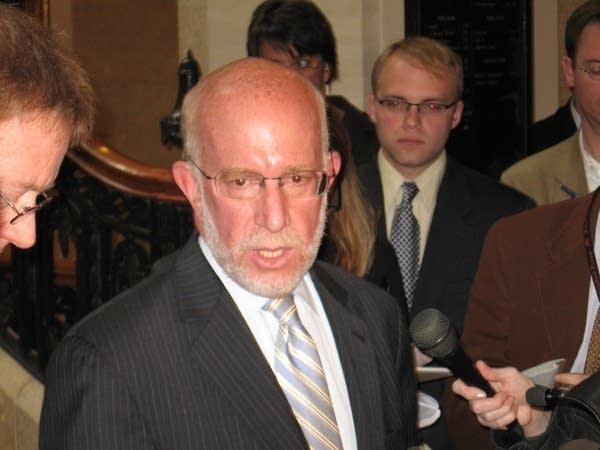 Coleman attorney Ben Ginsberg