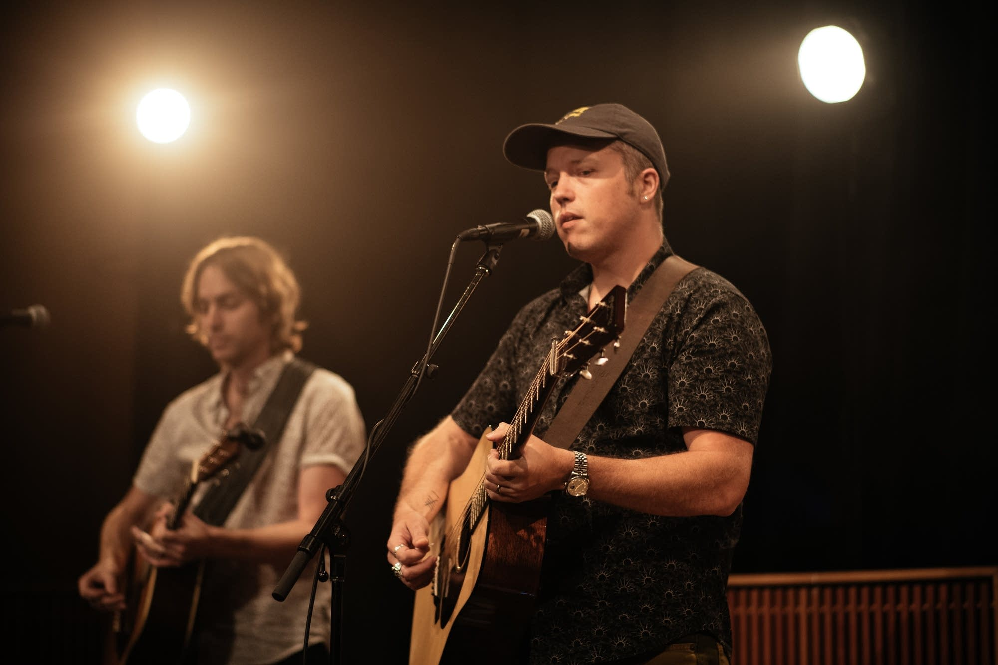 Jason Isbell performs in the Forum at MPR