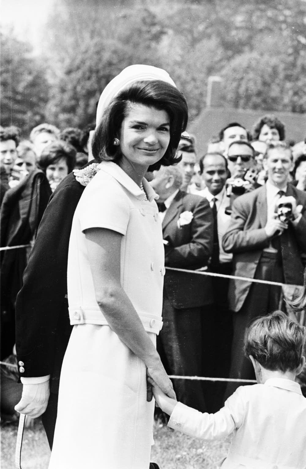 The Jackie Tapes: 1964 interviews, daughter provide intimate
