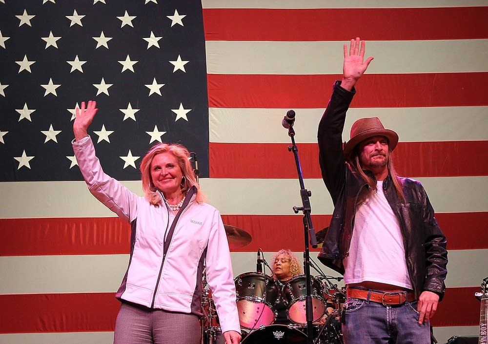 Ann Romney, Kid Rock
