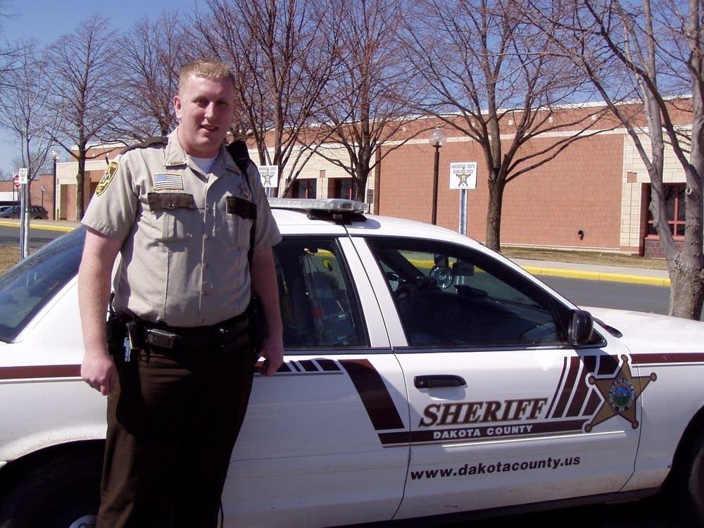 Deputy Sheriff Matt Schepers