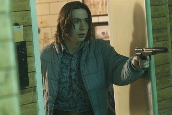 Charlie Gerhardt on 'Fargo'