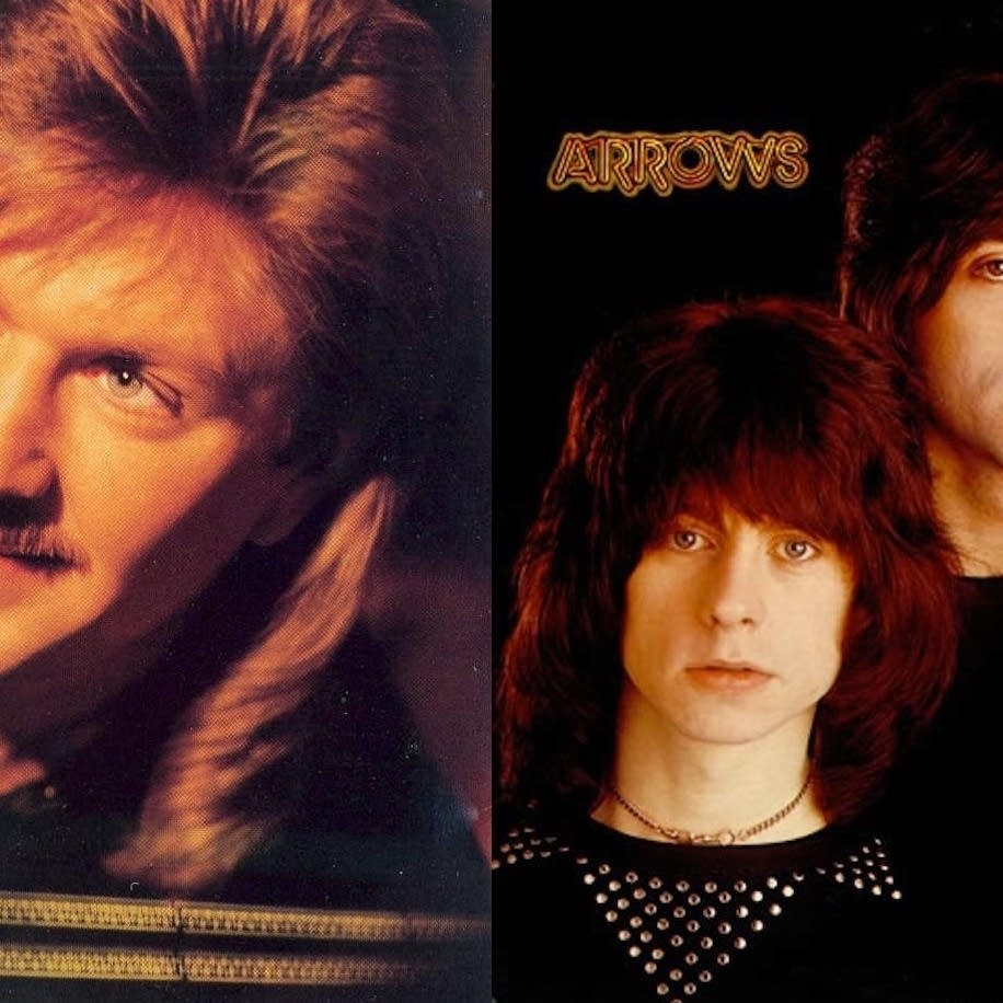 Joe Diffie's 'Honky Tonk Attitude' and the Arrows' 'First Hit.'
