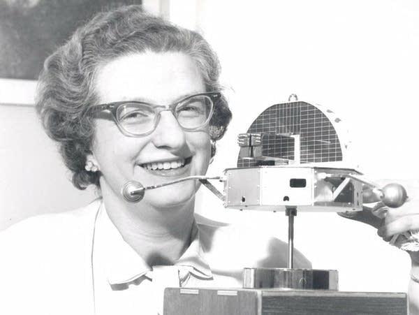 Astronomer Nancy Grace Roman