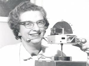 Astronomer Nancy Grace Roman