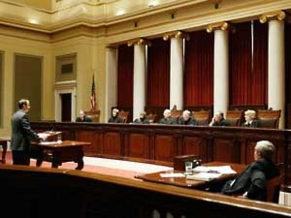 Justices hear arguments