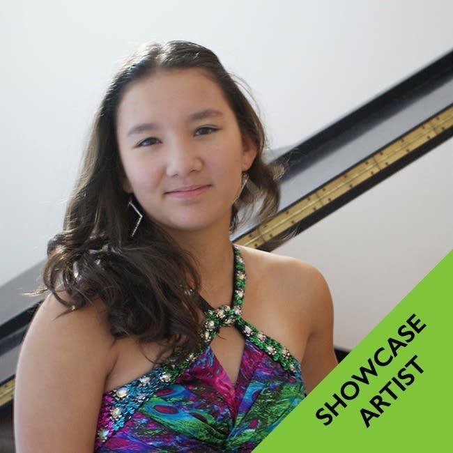 Minnesota Varsity Showcase Artist: Emma Taggart