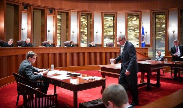 Supreme Court minimum wage hearing