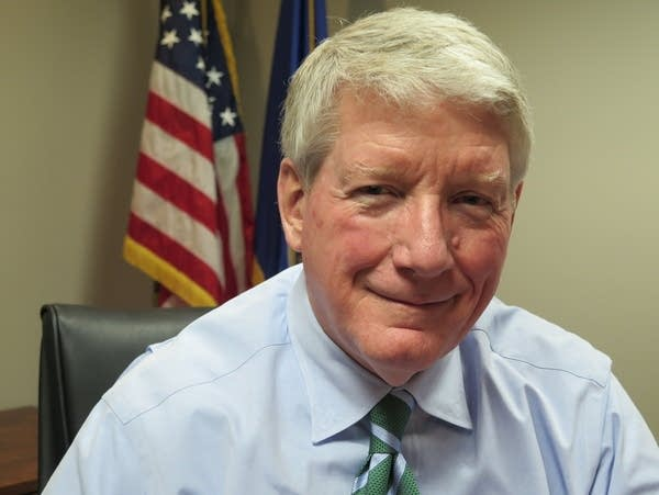 Minnesota Commerce Commissioner Steve Kelley