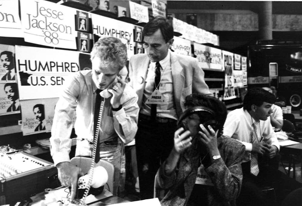 1988 DFL convention