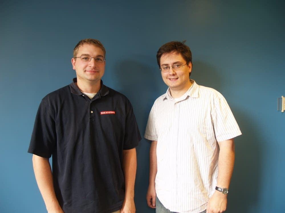Ryan Foss and Bill Nagel