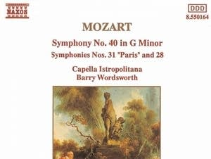 Wolfgang Amadeus Mozart - Symphony No. 31