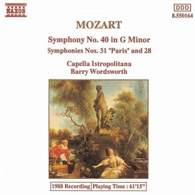 Daily Download: Wolfgang Amadeus Mozart - Symphony No  31