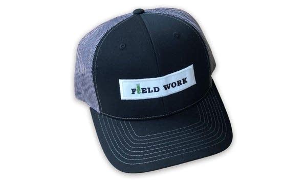 Field Work merchandise shirt