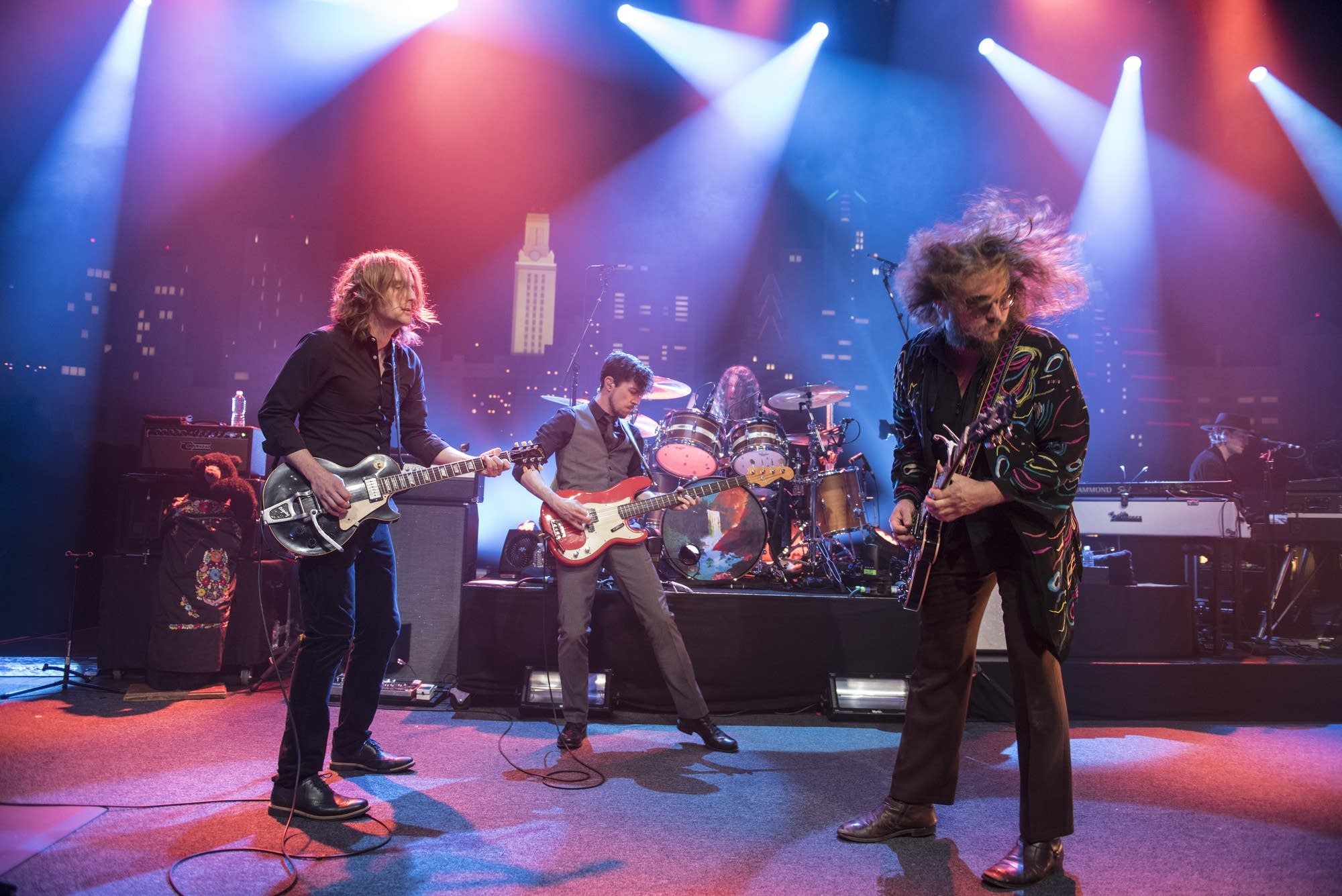 My Morning Jacket on 'Austin City Limits'