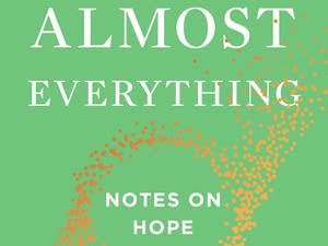 "Anne Lamott ""Almost Everything"""