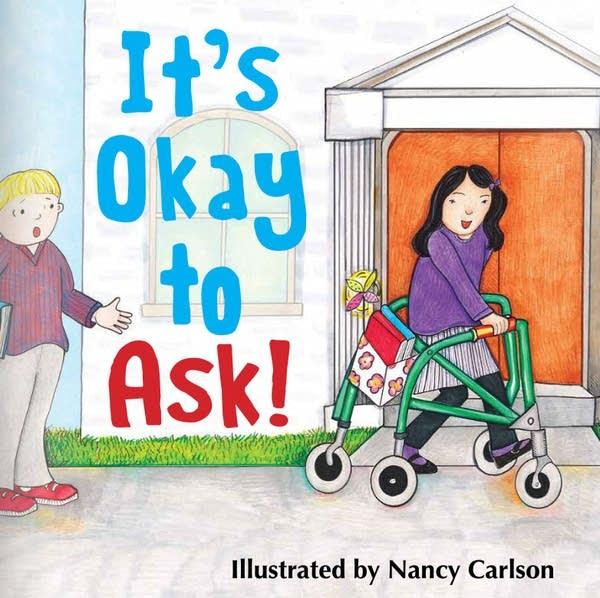 'It's Okay to Ask!'