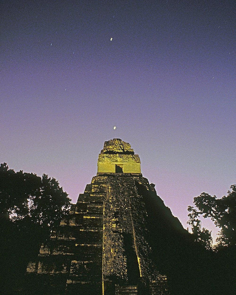 Latest science illuminates ancient Maya world   MPR News