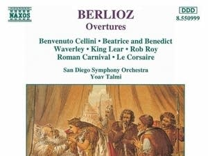 Hector Berlioz - Rob Roy Overture