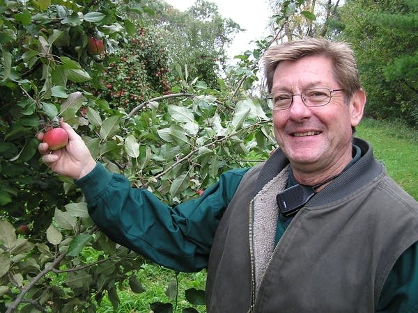 Orchard owner