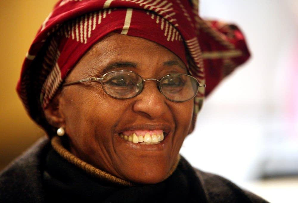 Dr. Hawa Abdi