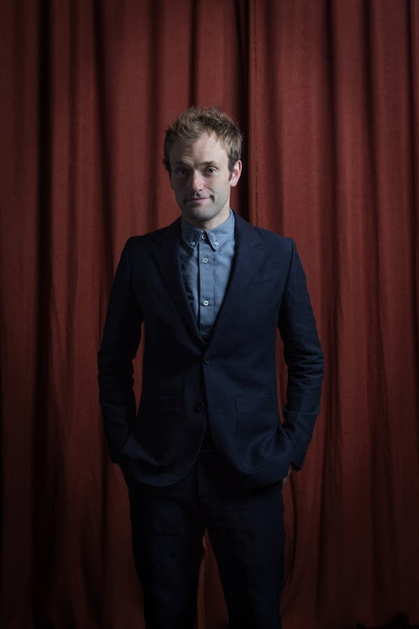 Chris Thile headshot #2