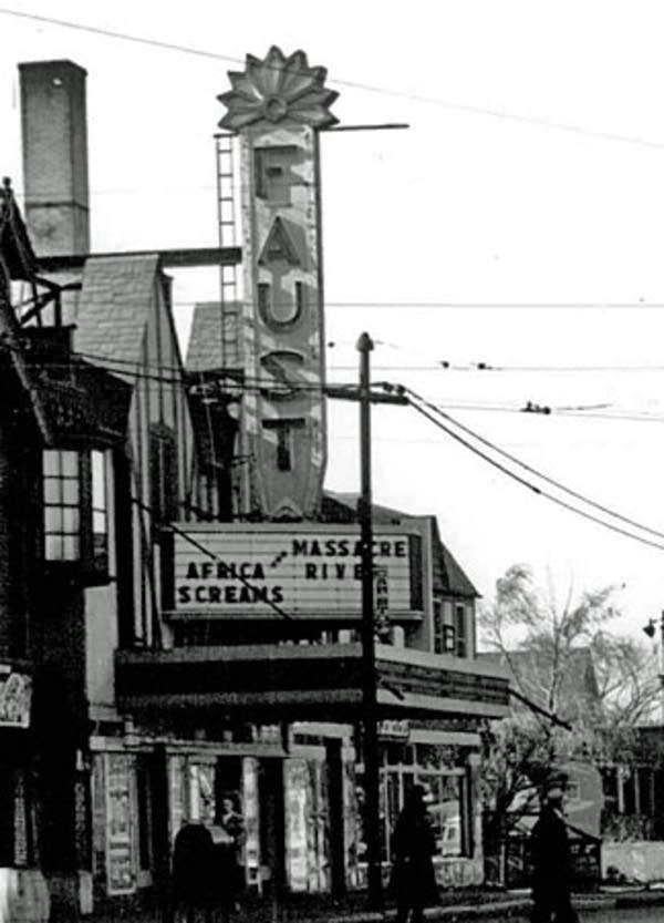 Faust Theater