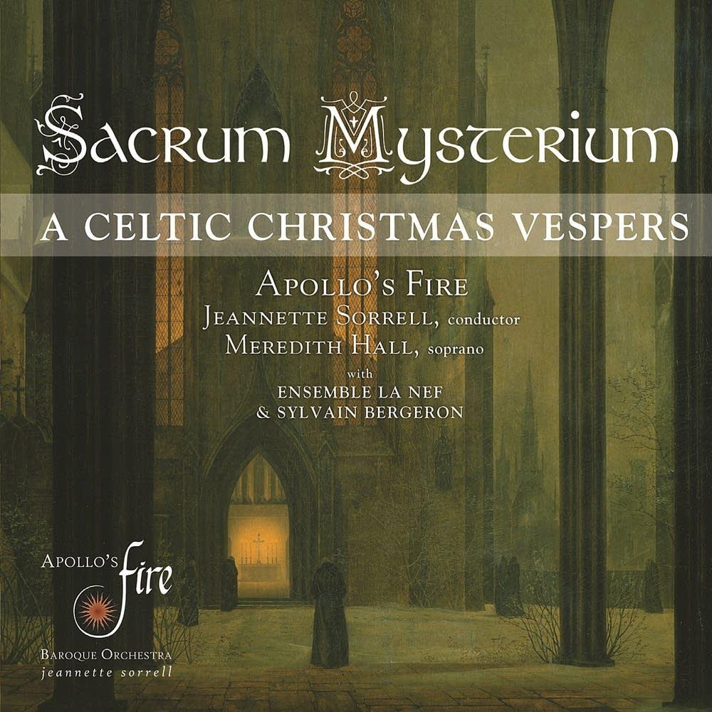 sacrum mysterium a celtic christmas vespers - Celtic Christmas